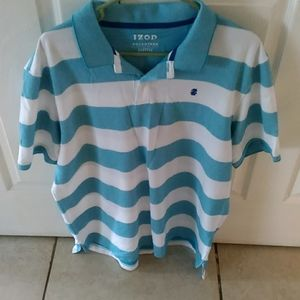 Mens XL Izod polo shirt